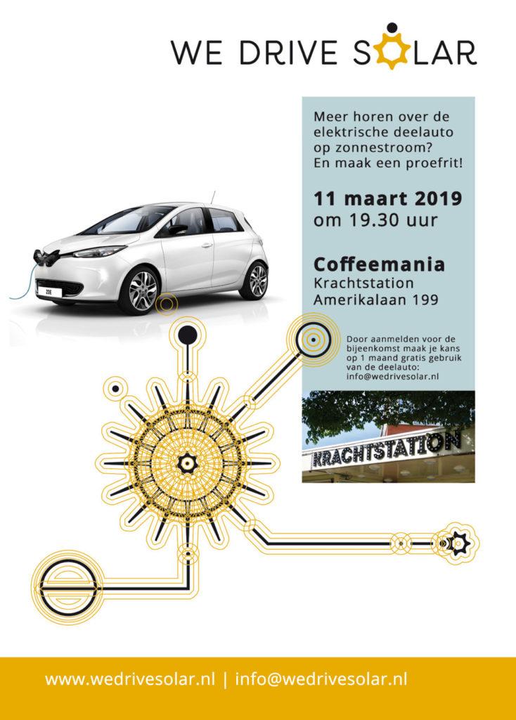 we drive solar bijeenkomst